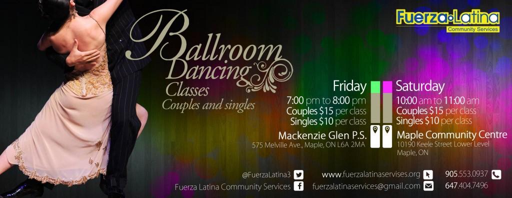 POSTER-Ballroom Dancing