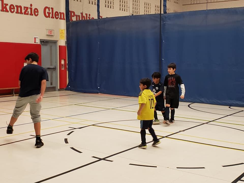 soccer for kids vaughan